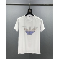 Armani T-Shirts Short Sleeved O-Neck For Men #771884