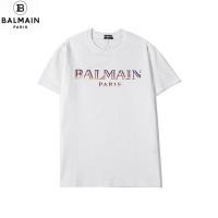 Balmain T-Shirts Short Sleeved O-Neck For Men #771976