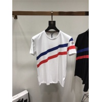 Moncler T-Shirts Short Sleeved O-Neck For Men #772205