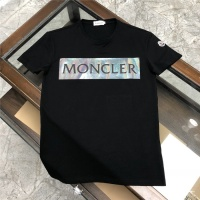 Moncler T-Shirts Short Sleeved O-Neck For Men #772247