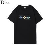 Christian Dior Shirts Short Sleeved O-Neck For Men #772443