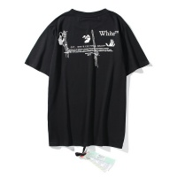 Off-White T-Shirts Short Sleeved O-Neck For Men #772587