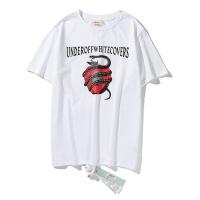 Off-White T-Shirts Short Sleeved O-Neck For Men #772589