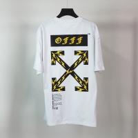 Off-White T-Shirts Short Sleeved O-Neck For Men #772627