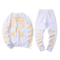 Off-White Tracksuits Long Sleeved O-Neck For Men #772674