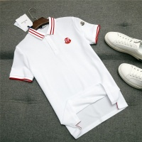 Moncler T-Shirts Short Sleeved Polo For Men #772801