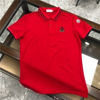 Moncler T-Shirts Short Sleeved Polo For Men #772802