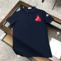 Moncler T-Shirts Short Sleeved Polo For Men #772803