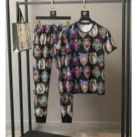Dolce & Gabbana D&G Tracksuits Short Sleeved O-Neck For Men #772857