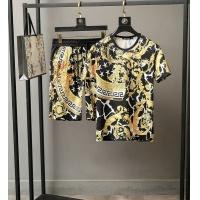 Versace Tracksuits Short Sleeved O-Neck For Men #772859