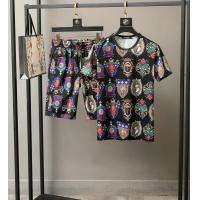 Dolce & Gabbana D&G Tracksuits Short Sleeved O-Neck For Men #772882