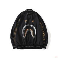 Bape Jackets Long Sleeved Zipper For Men #773254
