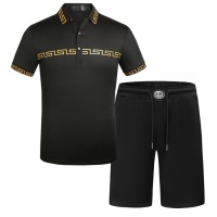 Versace Tracksuits Short Sleeved Polo For Men #773499