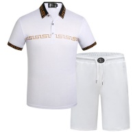 Versace Tracksuits Short Sleeved Polo For Men #773500
