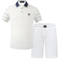 Versace Tracksuits Short Sleeved Polo For Men #773504