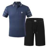 Versace Tracksuits Short Sleeved Polo For Men #773505