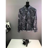 Armani Shirts Long Sleeved Polo For Men #773701
