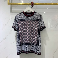 Dolce & Gabbana D&G T-Shirts Short Sleeved O-Neck For Men #774221