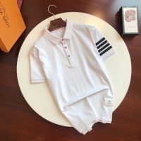 Thom Browne TB T-Shirts Short Sleeved Polo For Men #774392