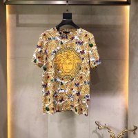 Versace T-Shirts Short Sleeved O-Neck For Men #774443