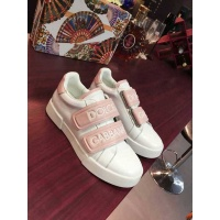Dolce & Gabbana D&G Casual Shoes For Women #774881