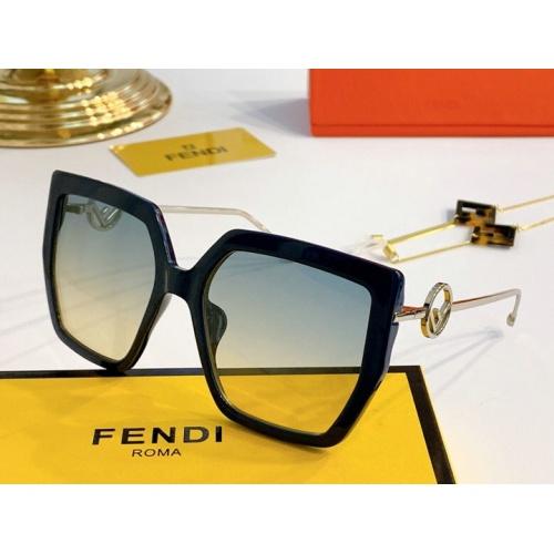 Fendi AAA Quality Sunglasses #776556