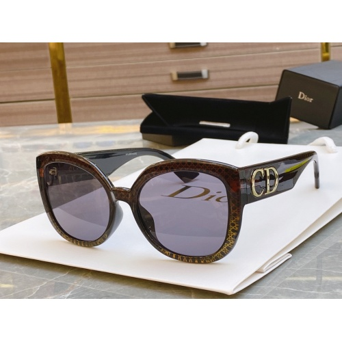 Christian Dior AAA Quality Sunglasses #781900