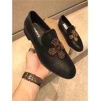 Ferragamo Salvatore FS Leather Shoes For Men #774947
