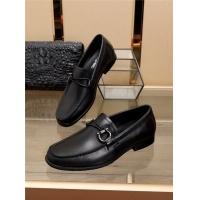 Ferragamo Salvatore FS Leather Shoes For Men #775120
