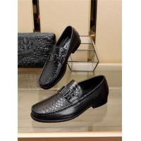 Ferragamo Salvatore FS Leather Shoes For Men #775121