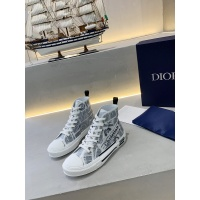 Christian Dior High Tops Shoes For Men #775193