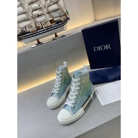 Christian Dior High Tops Shoes For Women #775194
