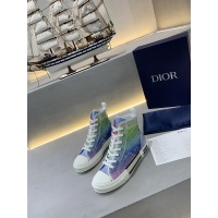 Christian Dior High Tops Shoes For Men #775197