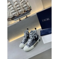 Christian Dior High Tops Shoes For Men #775199