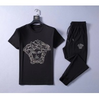 Versace Tracksuits Short Sleeved O-Neck For Men #775289