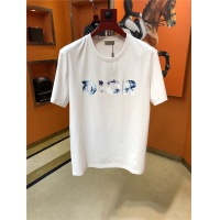 Christian Dior T-Shirts Short Sleeved O-Neck For Men #775312