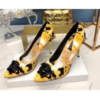 Versace High-Heeled Shoes For Women #779823