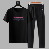 Armani Tracksuits Short Sleeved O-Neck For Men #780315