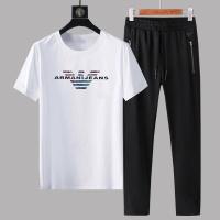 Armani Tracksuits Short Sleeved O-Neck For Men #780317