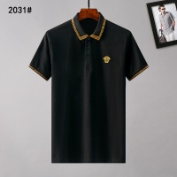 Versace T-Shirts Short Sleeved Polo For Men #781810
