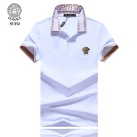 Versace T-Shirts Short Sleeved Polo For Men #781851