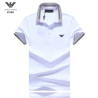 Armani T-Shirts Short Sleeved Polo For Men #781862