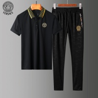 Versace Tracksuits Short Sleeved Polo For Men #784089