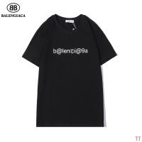 Balenciaga T-Shirts Short Sleeved O-Neck For Men #784538