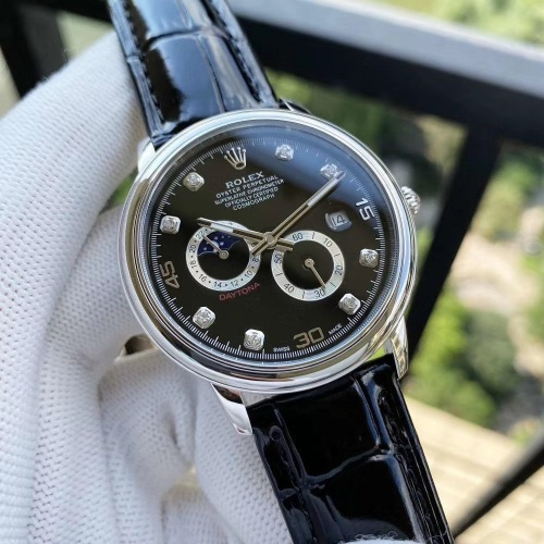 Rolex Quality AAA Watches In 40*10mm For Men #787307