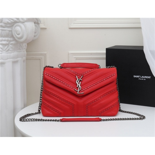 Cheap Yves Saint Laurent YSL AAA Quality Messenger Bags For Women #790234 Replica Wholesale [$98.94 USD] [W#790234] on Replica Yves Saint Laurent YSL AAA Messenger Bags