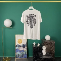 Chrome Hearts T-Shrits Short Sleeved O-Neck For Men #785306