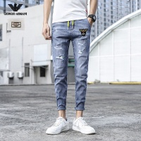 Armani Jeans Trousers For Men #785342