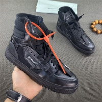Off-White High Tops Shoes For Women #785532