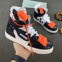 Off-White High Tops Shoes For Men #785534
